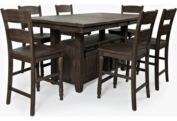 Madison County Table with 6 Chairs
