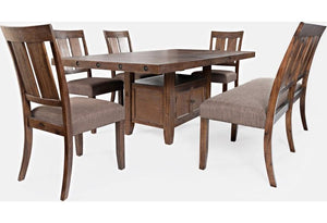 Mission Viejo 7pc Table Set - United Furniture Outlet