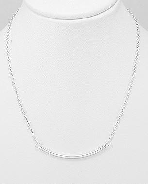 up bar necklace by Kesley