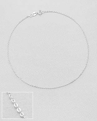 Brooklyn Chain Anklet