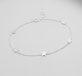 star bracelet by Kesley, Girlwith3jobs