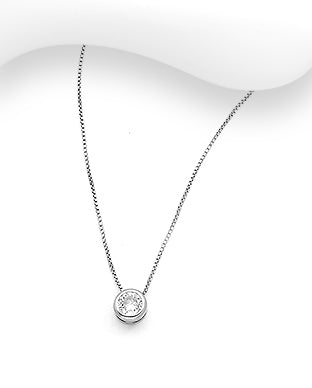 Running Circles In My Mind Necklace.