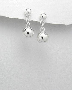 Classic & Chic Ball Earrings