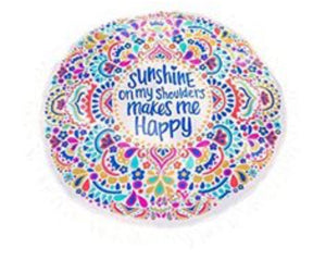 Sunshine Love Tapestry