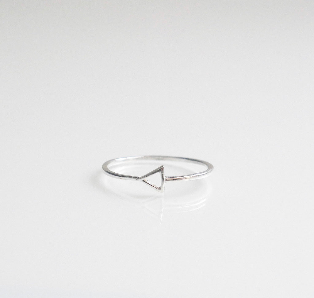 Little Triangle Ring