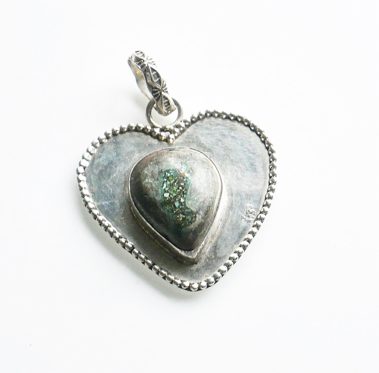 Love of Attraction Vintage Pendant