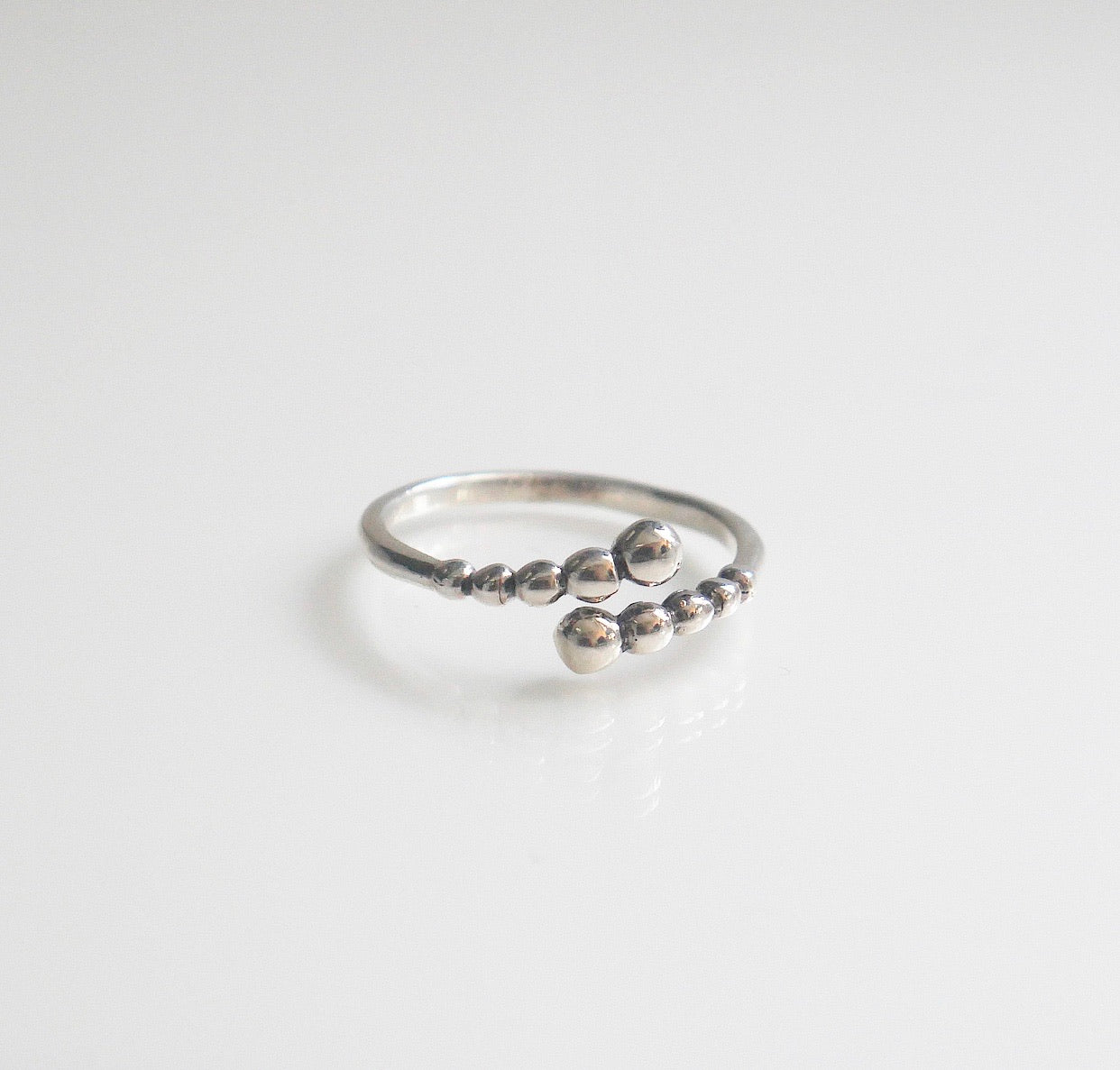 Adjustable Bubbles Ring