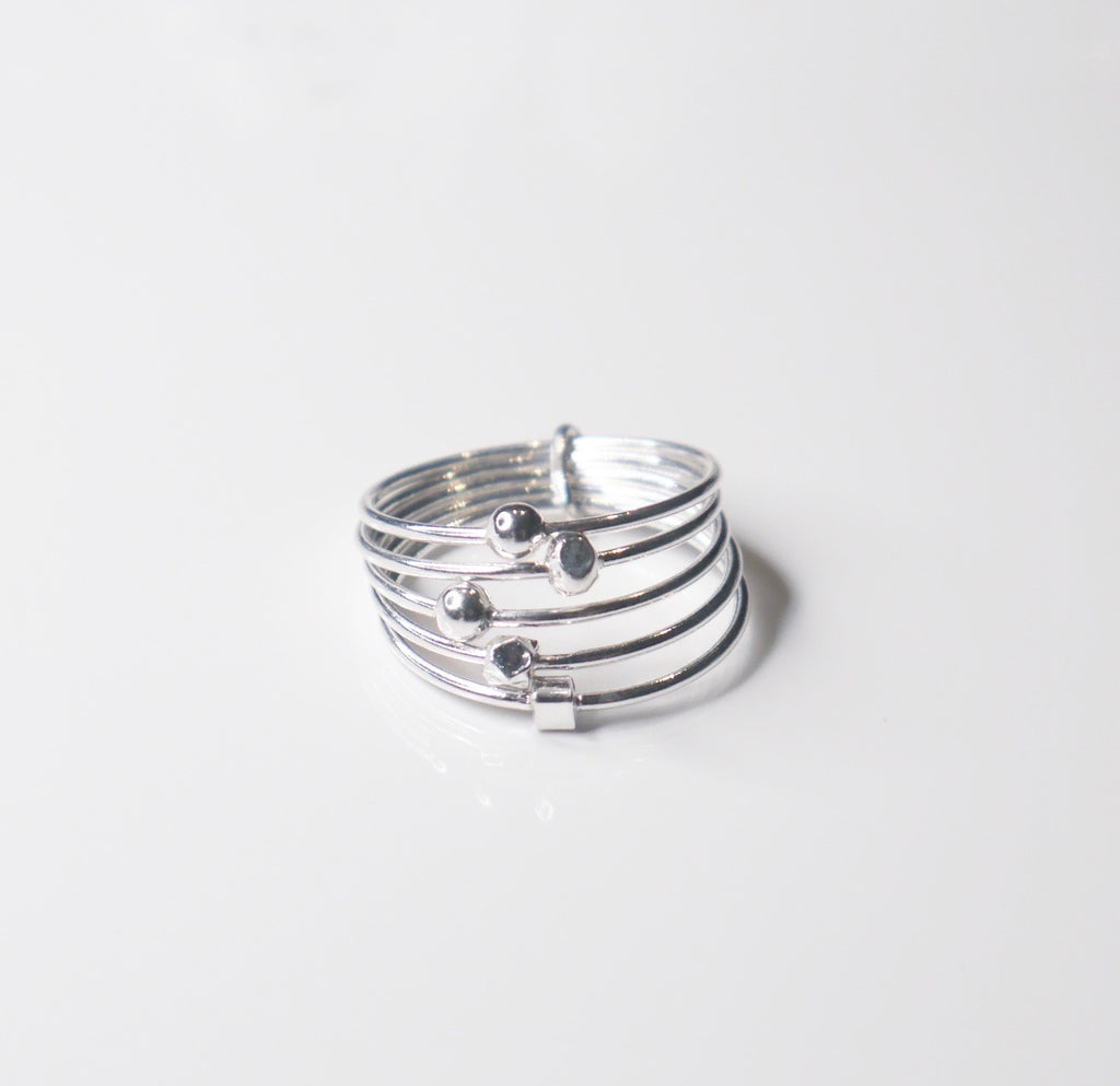 Shapes and Wire Ring