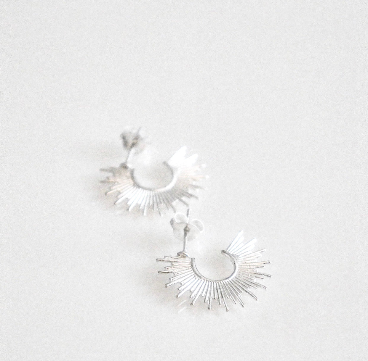 Spike Edge Earrings