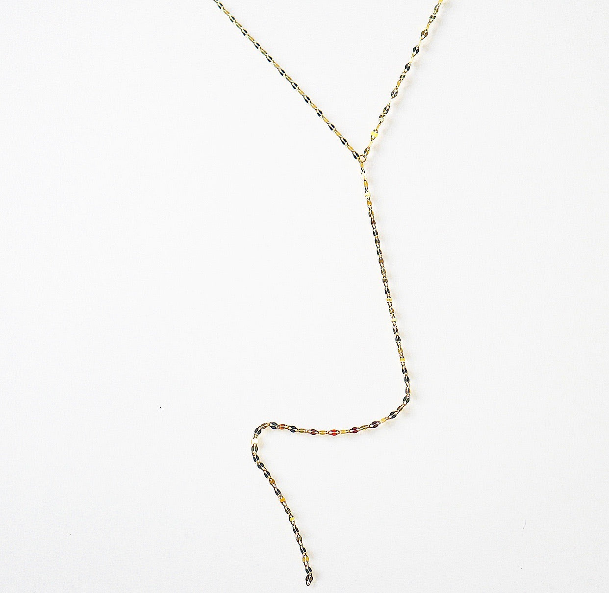 Daily Lariat Long Necklace