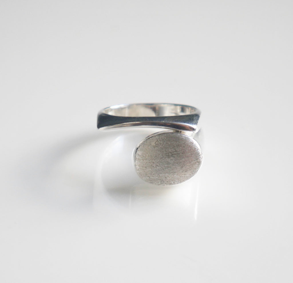 Bold Love Art-sy Ring
