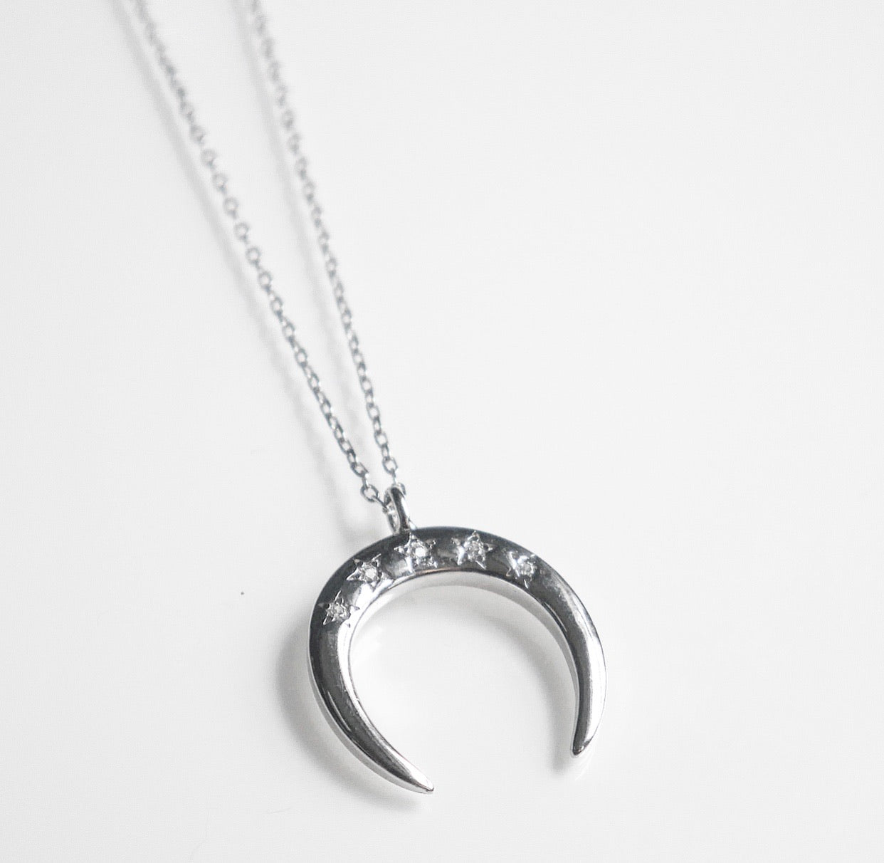 Star Horn Necklace