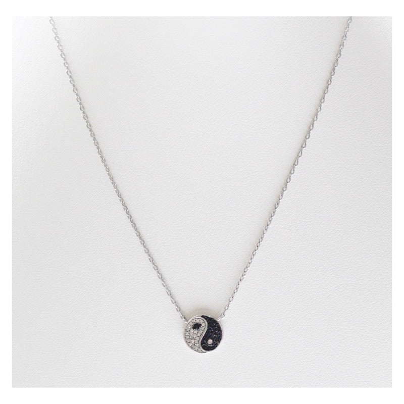 Yin Yang Mood Necklace