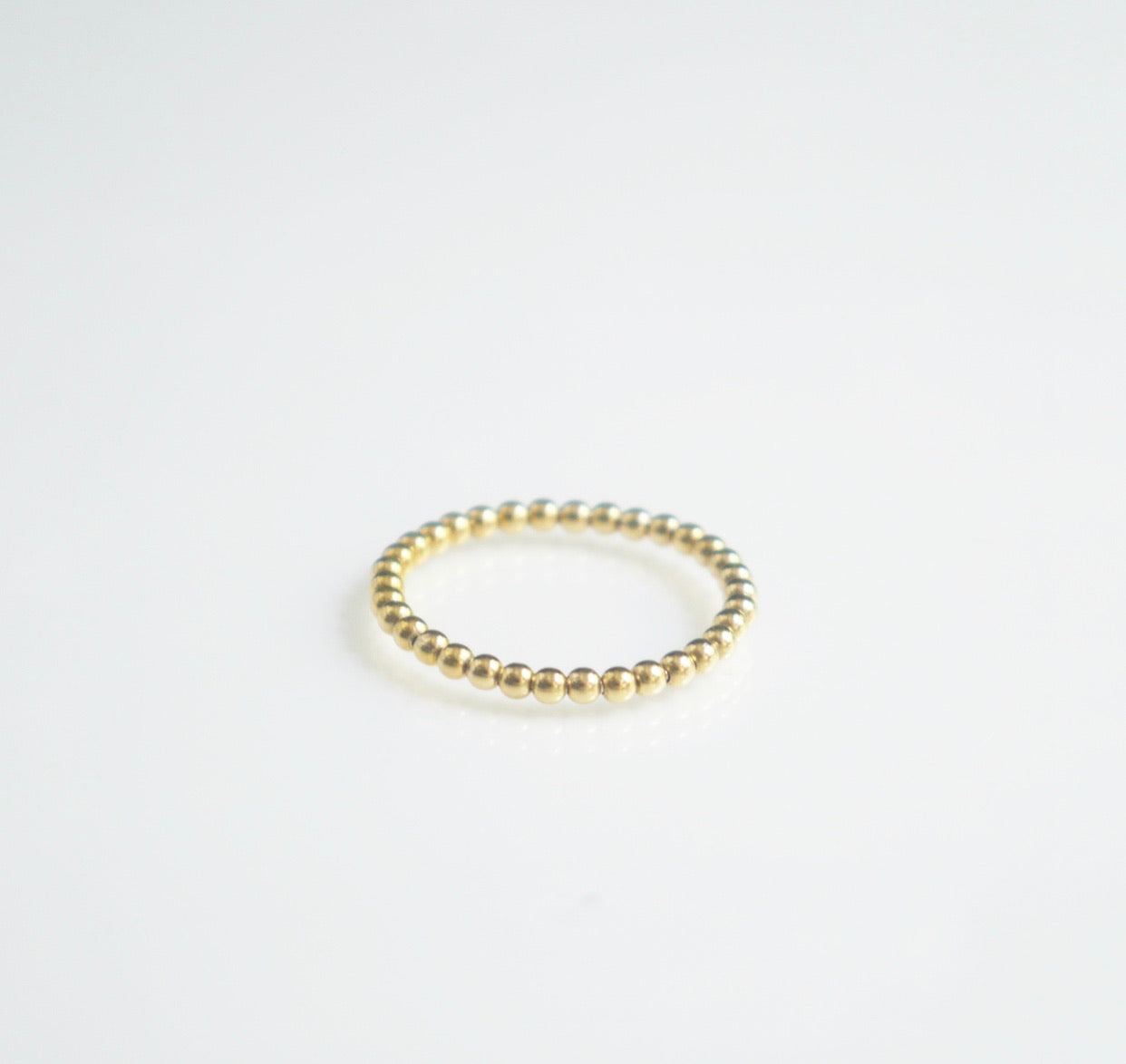 Gold Satisfaction Daily Ring.