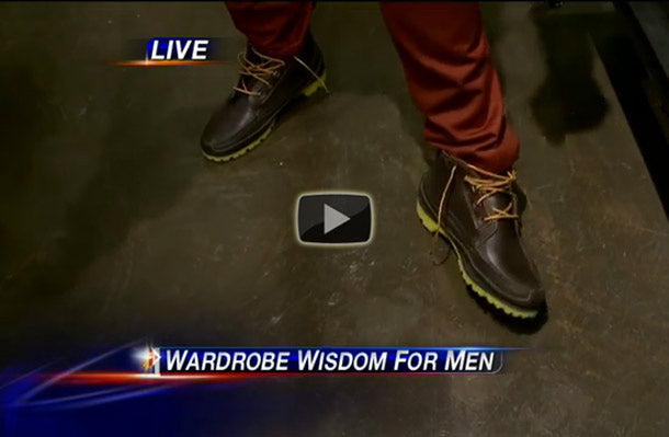 Colored Soles by Greenwich Vintage On KARE 11