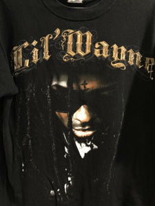 Mens LiL Wayne Tshirt Hot Topics Sz. M
