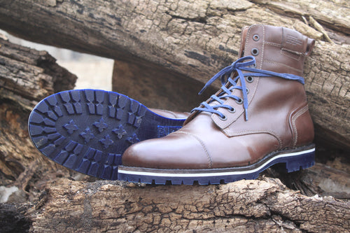 Commando Boot Resole