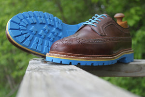 Commando Shoe Resole