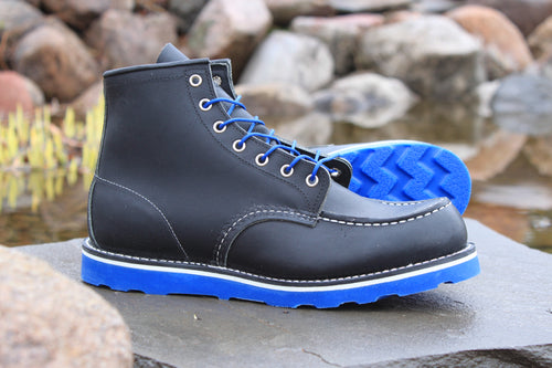 Bricklayer Boot Resole