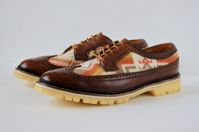 Chief Joseph Wingtips