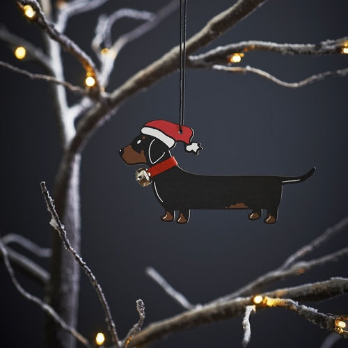 Christmas Decoration - Dachshund / Sausage Dog