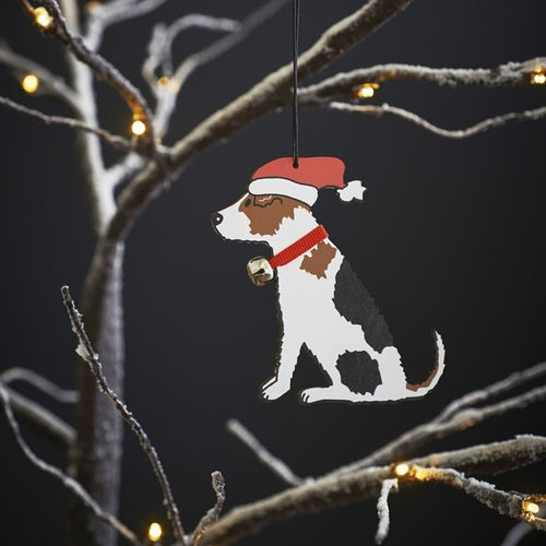 Christmas Decoration - Jack Russell