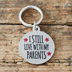 Dog Tag - I Still Live With My Parents