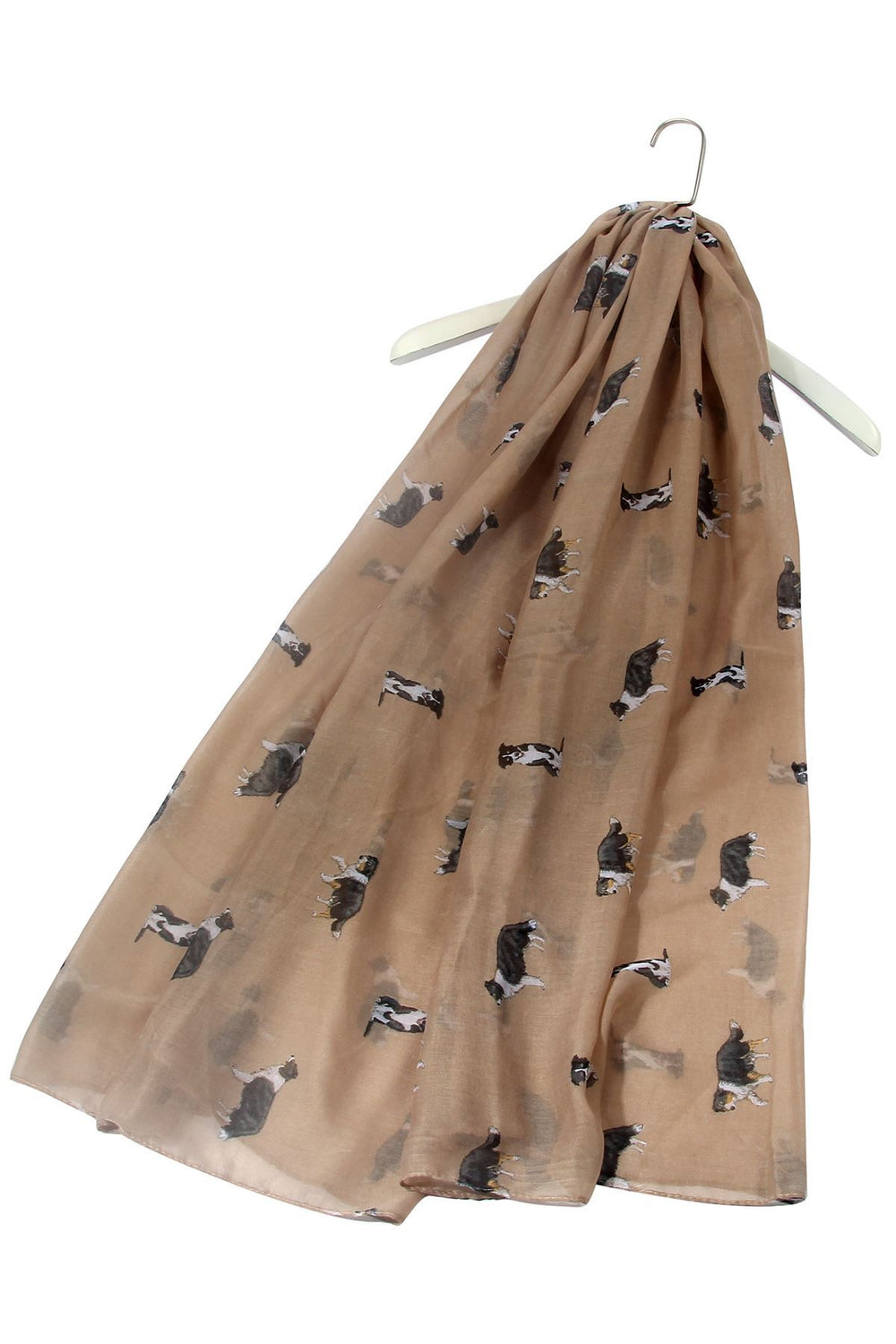 Border Collie Sheepdog Design Scarf