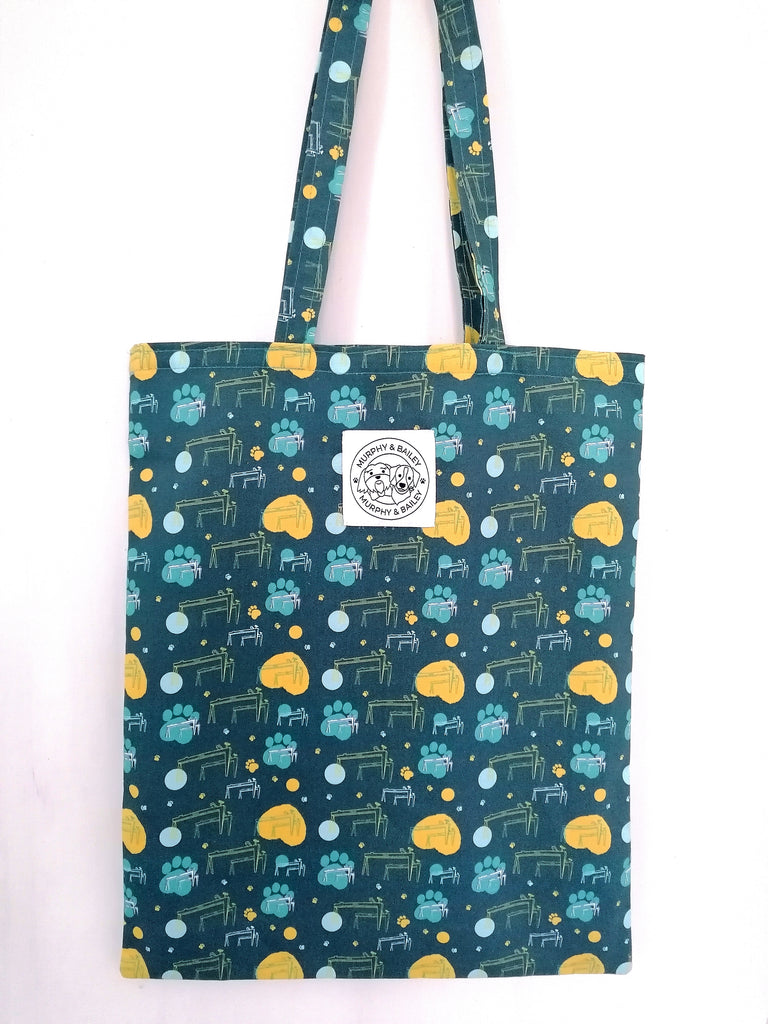 Tote Bag - Harland and Woof