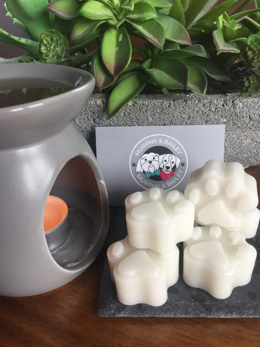 Ambered Woods and Patchouli Wax Melts