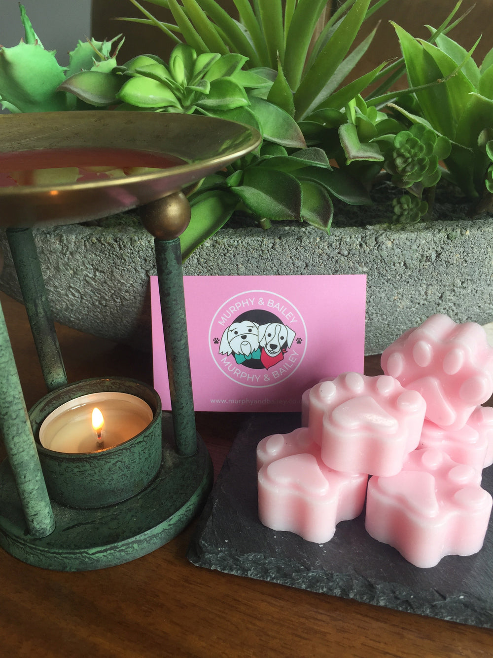 Lychee and Peony Scented Wax Melts