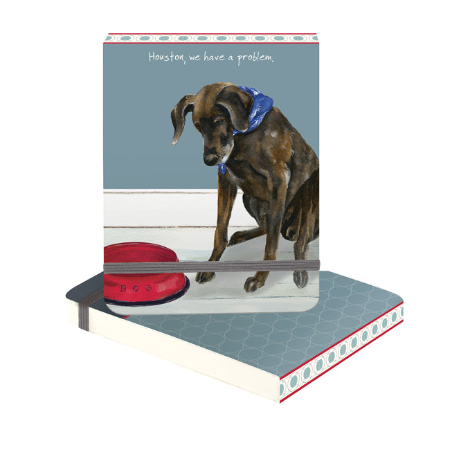 German Pointer - Flip Notebook