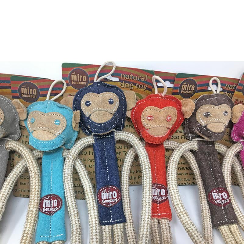 Milo the Monkey Eco Toy