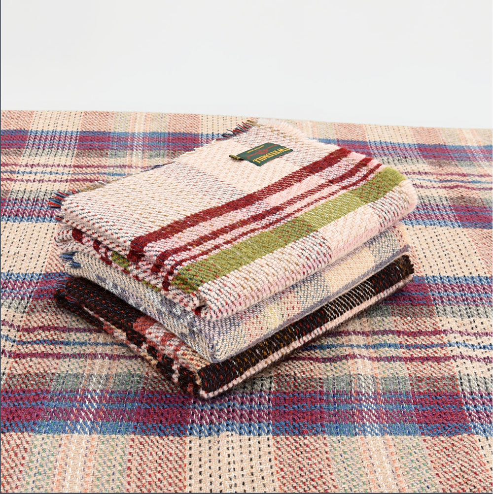 All Wool Recycled Dog Blanket