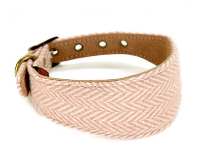 Tweed Hound Collar