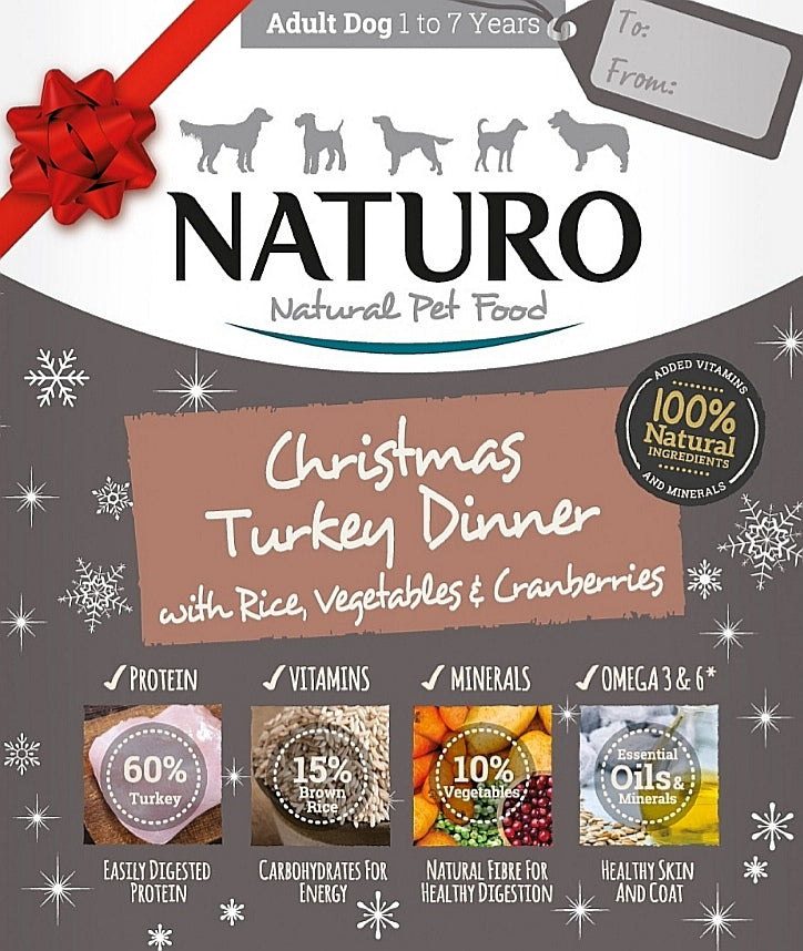 Naturo Christmas Turkey Dinner (Click & Collect Only)
