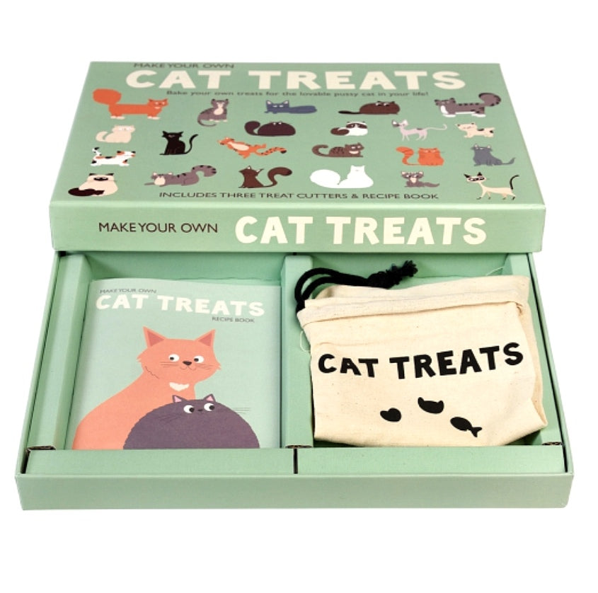 Make Your Own Cat Treats