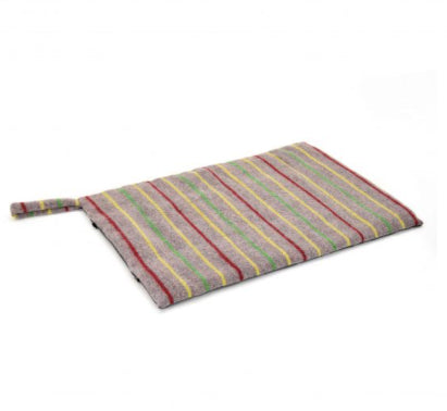 Travel Dog Bed Recycled Wool