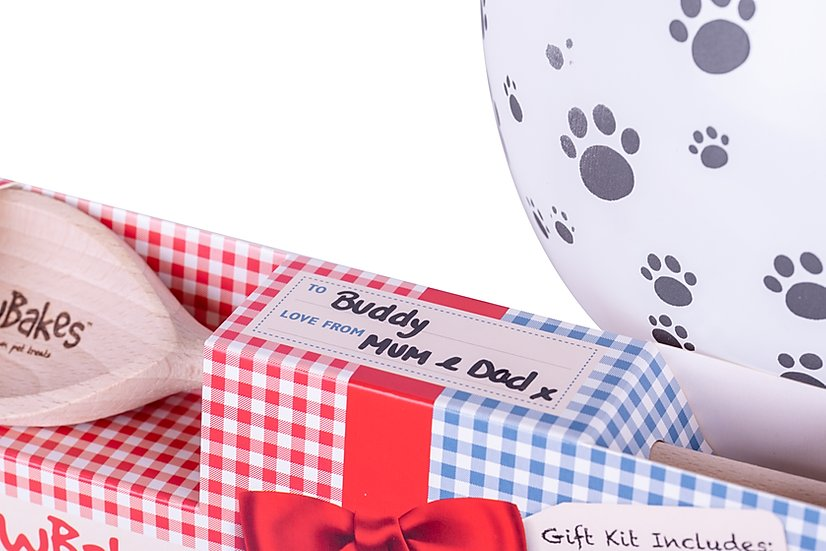 Doggie Baking Gift Pack