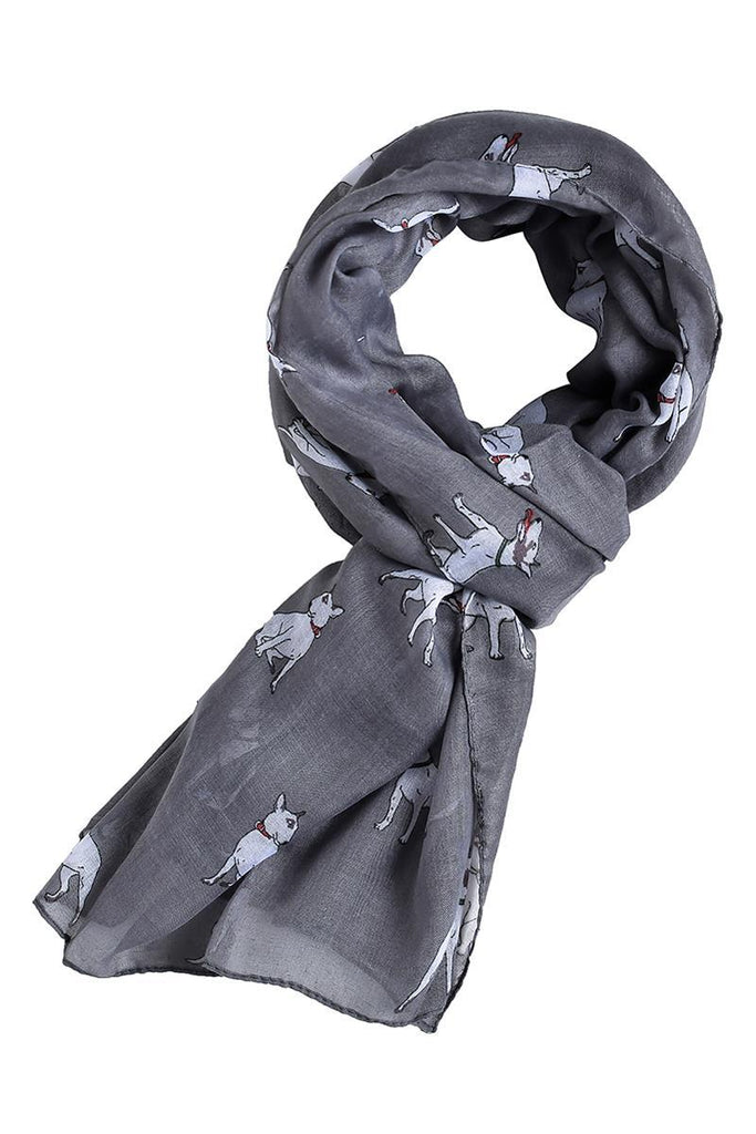 English Bull Terrier Scarf