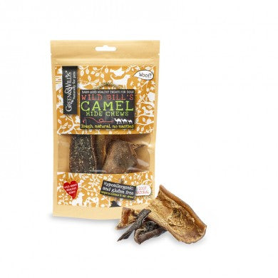 Camel Hide Chews (For Dogs)