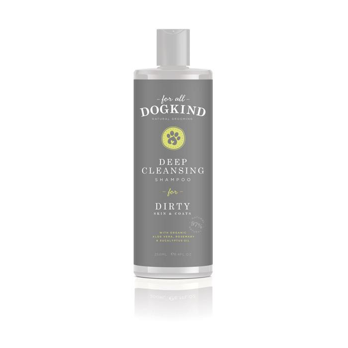 Deeply Cleansing Shampoo for Dirty Skin & Coats