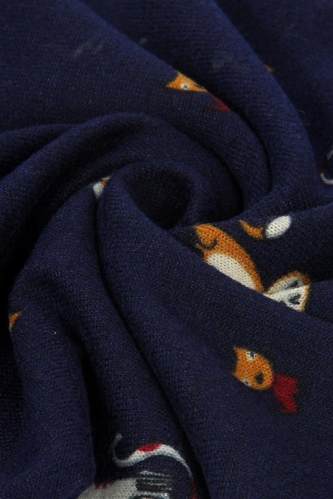 Snood - Cat Motif