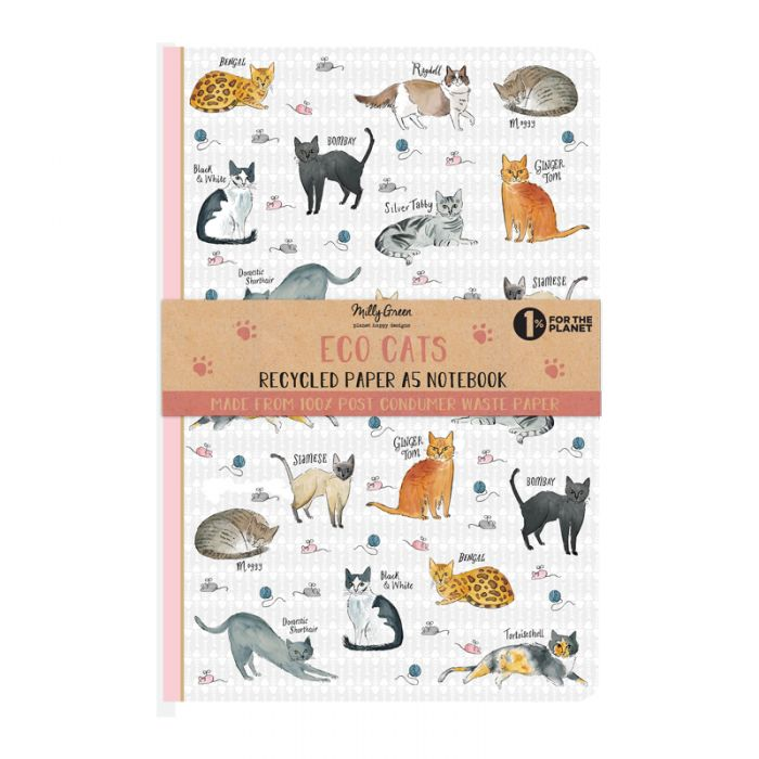Curious Cats Notebook