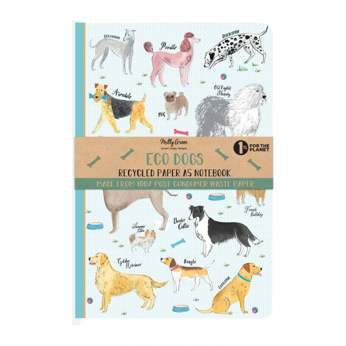 Debonair Dogs Notebook