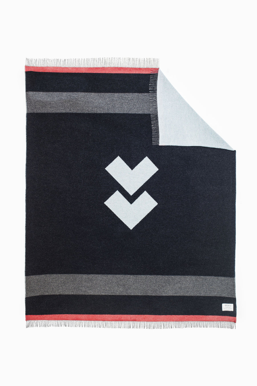Canadian Shield Blanket // MARINE