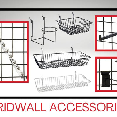 GRIDWALL ACCESSORIES