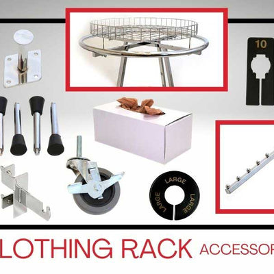 Clothing Rack Accessories
