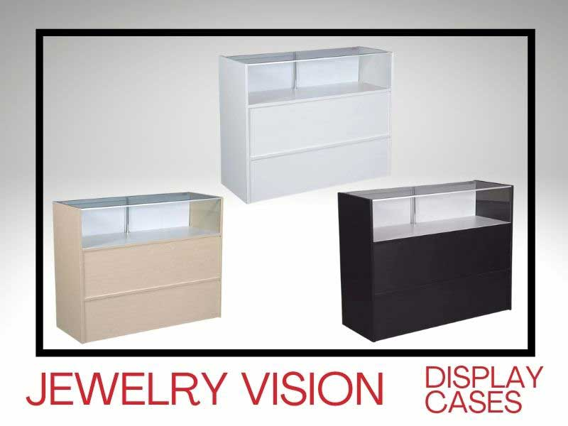 JEWELRY VISION DISPLAY CASES