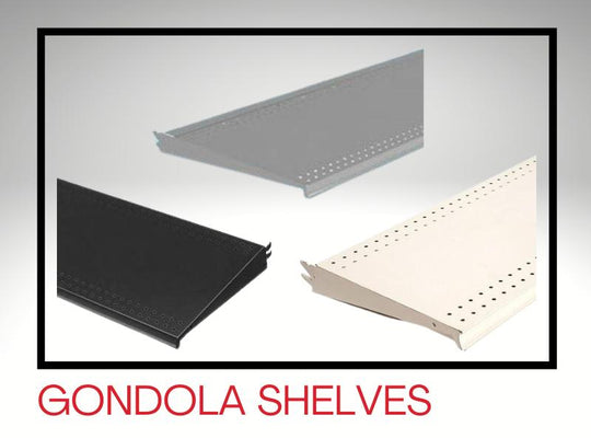 Gondola Shelves